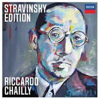 Riccardo Chailly - Stravinsky Edition Riccardo Chailly (Box)