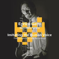 J Bach .S. / Gatti / Ensemble Aurora - Imitating The Human Voice (Box)