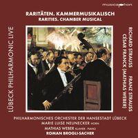 Lubeck Philharmonic Orchestra - Rarities: Chamber Musical (Hybr)