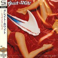 Great White - Twice Shy (Jpn) (Shm)
