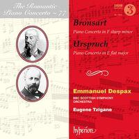 Emmanuel Despax - Romantic Piano Concerto 77