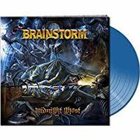 Brainstorm - Midnight Ghost (Blue) [Clear Vinyl] [Limited Edition]