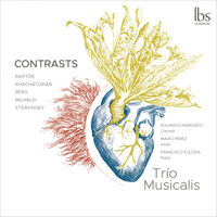 Contrasts / Various - Contrasts