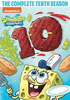 Spongebob Squarepants - SpongeBob SquarePants: The Complete Tenth Season