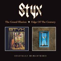 Styx - Grand Illusion / Edge Of The Century (Uk)
