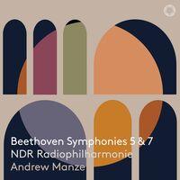NDR Radiophilharmonie - Symphonies 5 & 7 (Hybr)