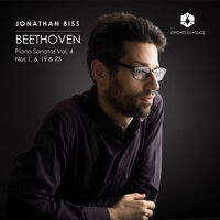 Jonathan Biss - Complete Beethoven Piano 4