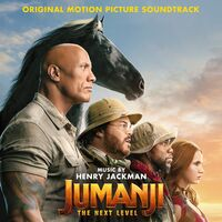 Henry Jackman - Jumanji: The Next Level (Original Motion Picture Soundtrack)
