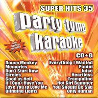Party Tyme Karaoke - Party Tyme Karaoke: Super Hits 35 (Various Artists)