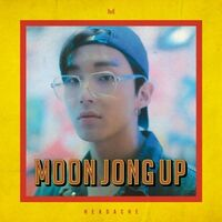Moon Jong Up - Headache [With Booklet] (Phot) (Asia)