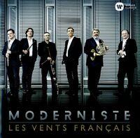 Les Vents Francais - Moderniste [Digipak]