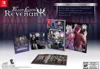 Swi Fallen Legion Revenants Vanguard Edition - Fallen Legion Revenants Vanguard Edition for Nintendo Switch