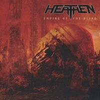 Heathen - Empire Of The Blind [Red & Black Swirl 2LP]