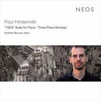 Hindemith - 1922 Suite for Piano / Three Piano Sonatas