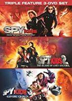 Spy Kids 3 Movie Collection - Spy Kids 3 Movie Collection (3pc) / (3pk Amar Dub)