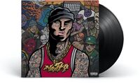 Nasty - Menace [LP]