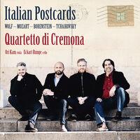 Quartetto di Cremona - Italian Postcards