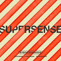 Steph Richards - Supersense [Clear Vinyl] [Download Included]