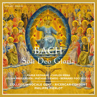 Ricercar Consort / Pierlot,Philippe - Bach: Soli Deo Gloria