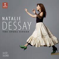 Natalie Dessay - The Opera Singer (Complete Operas & Operas Arias Recordings)