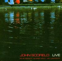John Scofield - Live [Reissue] (Jpn)
