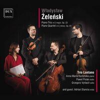 Zelenski / Trio Lontano - Piano Trio In E Major 22