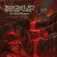 Lock Up - Dregs Of Hades (Red Vinyl) [Colored Vinyl] [Limited Edition] (Red)