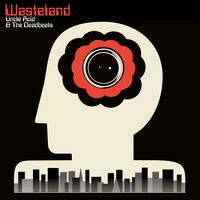 Uncle Acid & The Deadbeats - Wasteland [Indie Exclusive Limited Edition Black Sparkle LP with Iron-on Transfer]