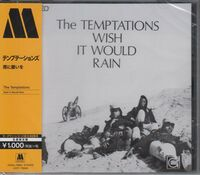 The Temptations - Wish It Would Rain [Import Limited Edition]