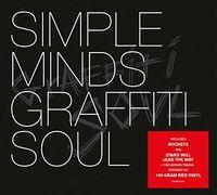 Simple Minds - Grafitti Soul (Uk)
