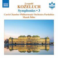 Czech Chamber Philharmonic Orchestra Pardubice - Symphonies 3