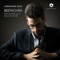 Jonathan Biss - Complete Beethoven Piano 5