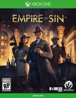 Xb1 Empire of Sin - Empire of Sin for Xbox One