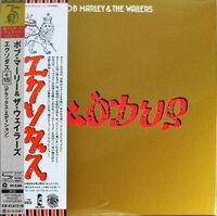 Bob Marley & The Wailers - Exodus (Jmlp) (Ltd) (Wb) (Rmst) (Shm) (Jpn)