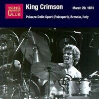 King Crimson - 1974-03-20 Palzzo Dello Sport, Brescia, Italy
