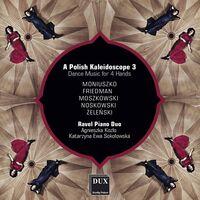 Ravel Piano Duo - Polish Kaleidoscope 3 / Various