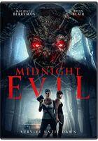 Midnight Evil DVD - Midnight Evil