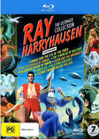 Ray Harryhausen Ultimate Blu-ray Collection - Ray Harryhausen: The Ultimate Collection