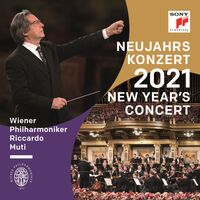 New Year's Concert 2021 / Various (2pk) - New Year's Concert 2021