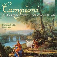 Campioni / Stella - 6 Harpsichord Sonatas 4