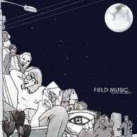 Field Music - Flat White Moon [Clear Vinyl] [Limited Edition]