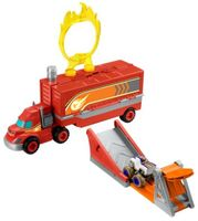 Blaze and the Monster Machines - Fisher Price - Blaze and the Monster Machines Launch & Stunts Hauler