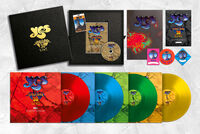 Yes - Union 30 Live (Ltd Ed 180gm Colored 4 LP + DVD) [Import]