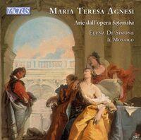 Agnesi / Simone / Ensemble Il Mosaico - Arie Dall'opera Sofonisba