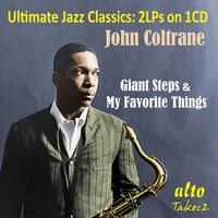 John Coltrane - Ultimate Jazz Classics: 2 Lps - 1cd: John