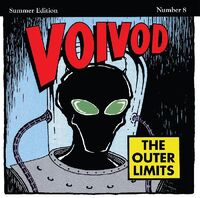 Voivod - Outer Limits (Blk) [Colored Vinyl] (Red)