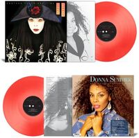 Donna Summer - Another Place & Time [Colored Vinyl] [180 Gram] (Red) (Uk)