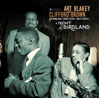 Art Blakey  / Brown,Clifford - Night At Birdland (Gate) [180 Gram] (Spa)