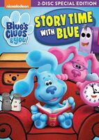Blue's Clues & You Story Time with Blue - Blue's Clues And You! Story Time With Blue
