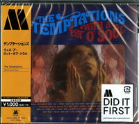 The Temptations - With A Lot O Soul [Import Limited Edition]